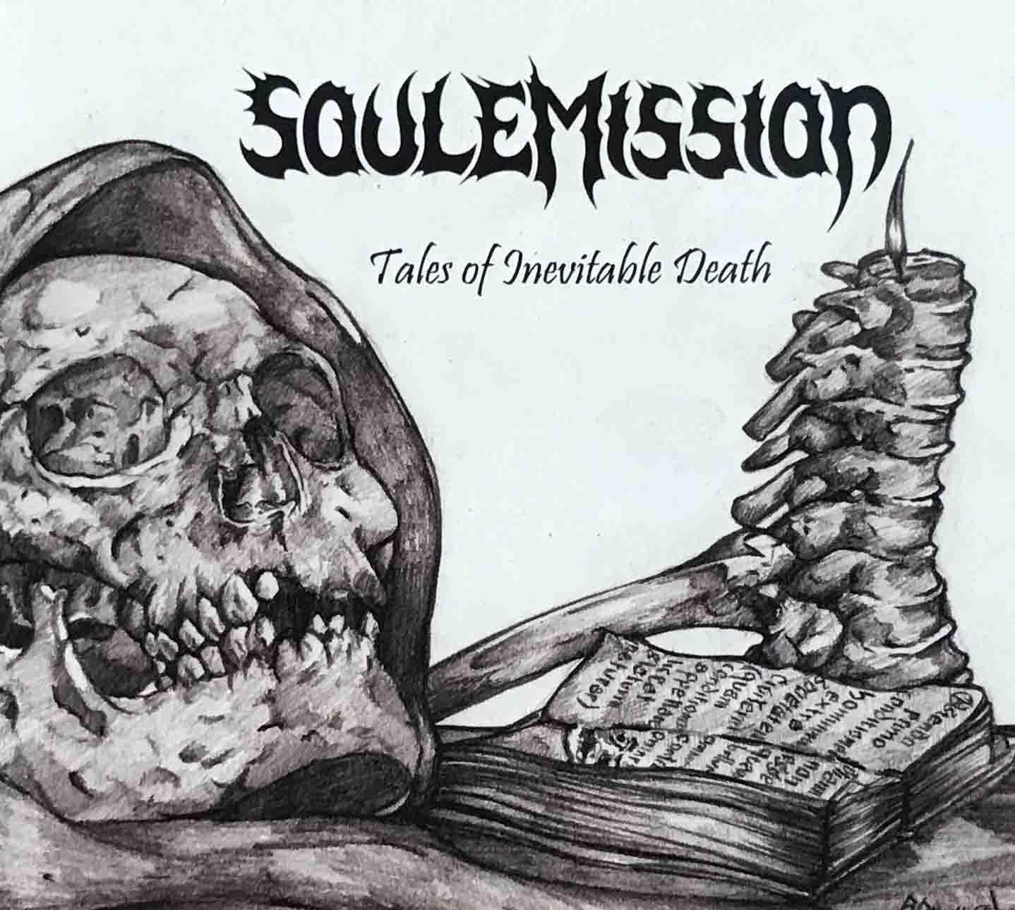 "SOULEMISSION ""Tales Of Inevitable Death"""