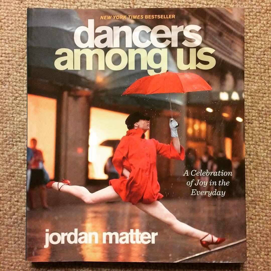 ジョーダン・マター写真集「Dancers Among Us/Jordan Matter」 - 画像1