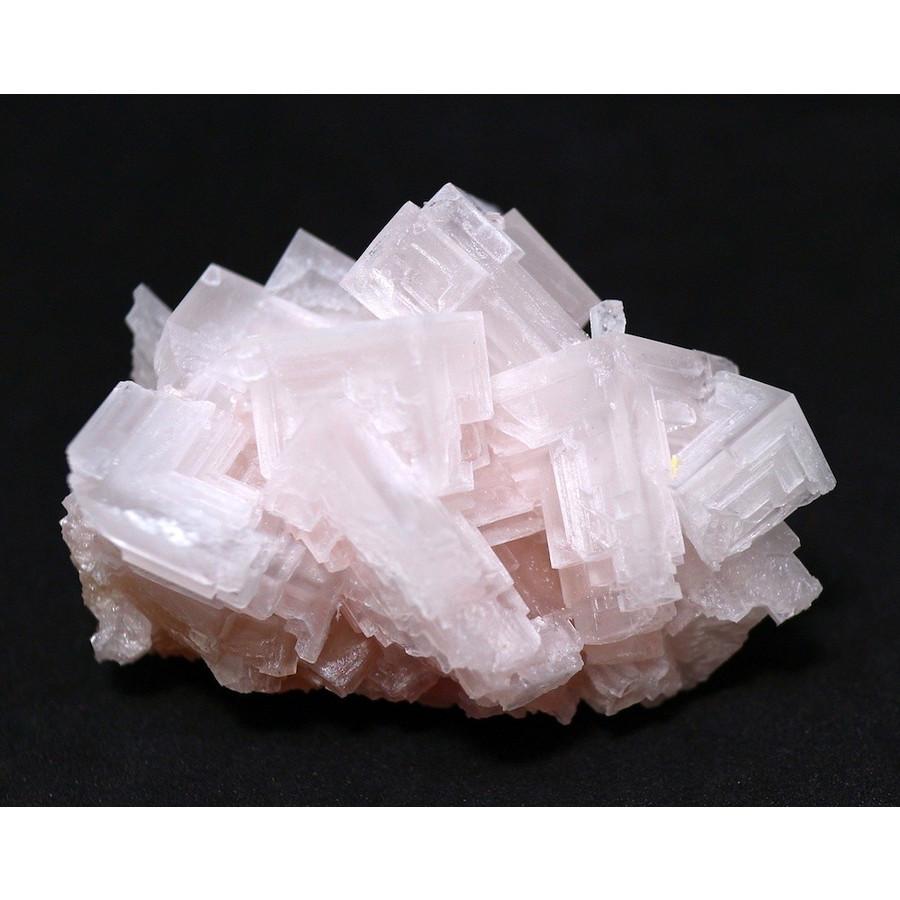 ピンクハーライト カリフォルニア産 55g 岩塩 PH038