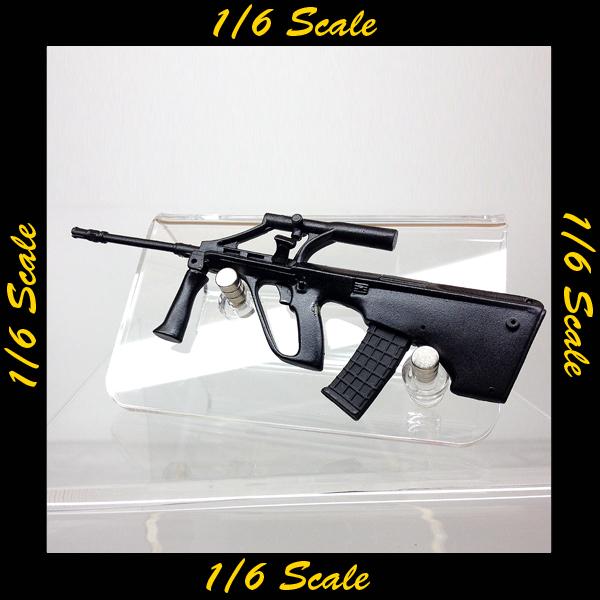 【01537】 1/6 Dollfigure ステアー AUG ライフル