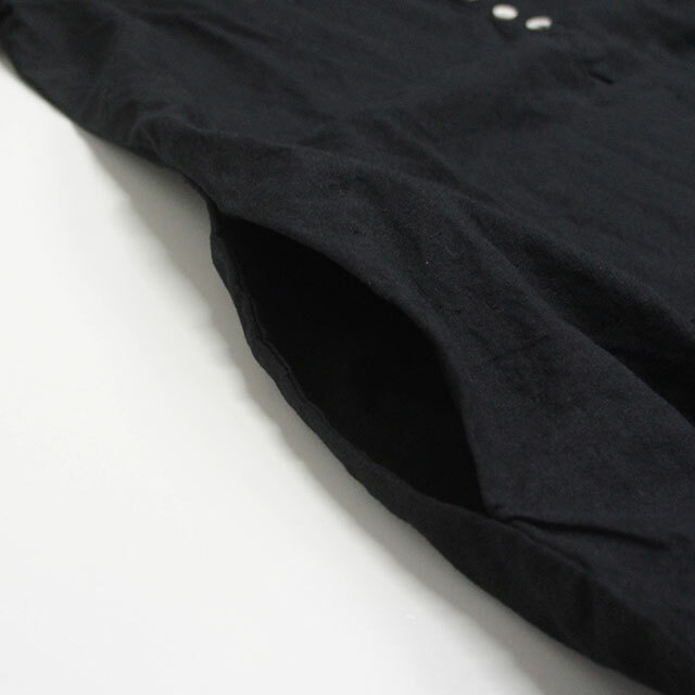 【再入荷なし】 CUORE STORE クオーレストア コットンリネン7分袖ヘンリーワンピース レディース ワンピース ロング 7分袖 無地 通販 (品番9502802)