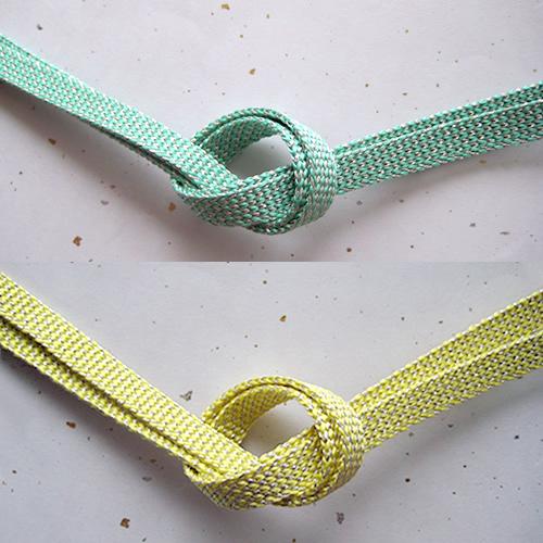 洒落水引オリジナル三分紐