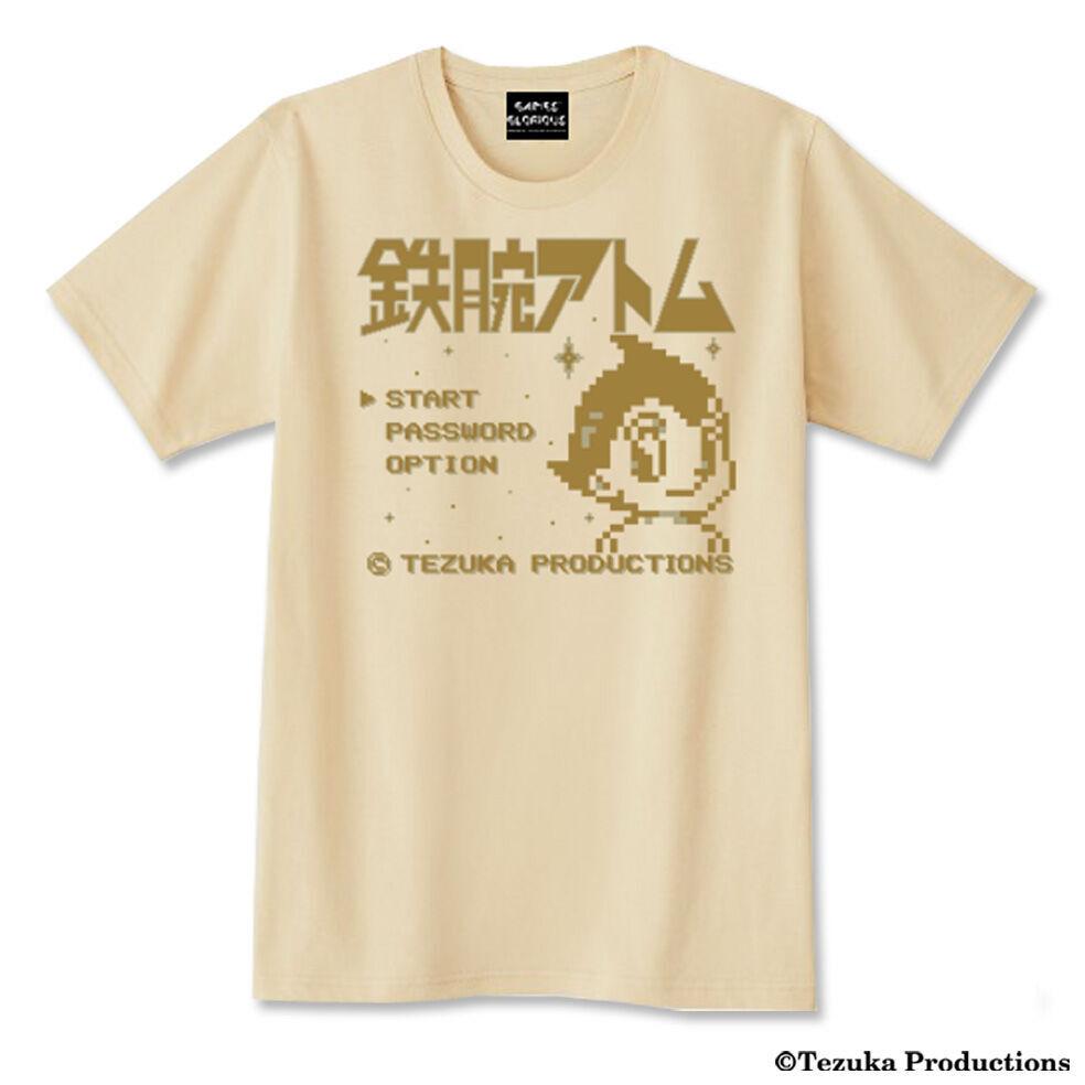 鉄腕アトム GBモノグラム Tシャツ / GAMES GLORIOUS