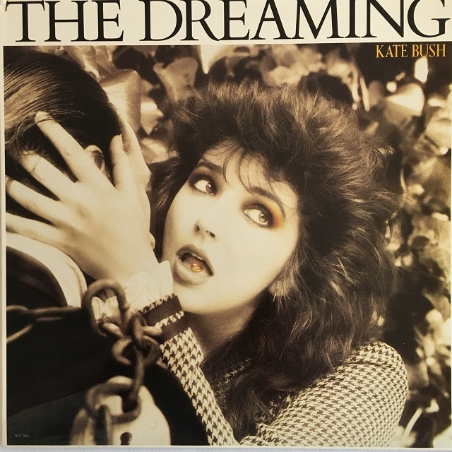 【LP・米盤】Kate Bush  / The Dreaming
