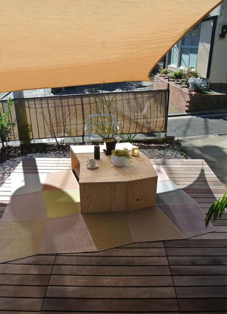 LAND - Igusa Rug / い草ラグマット