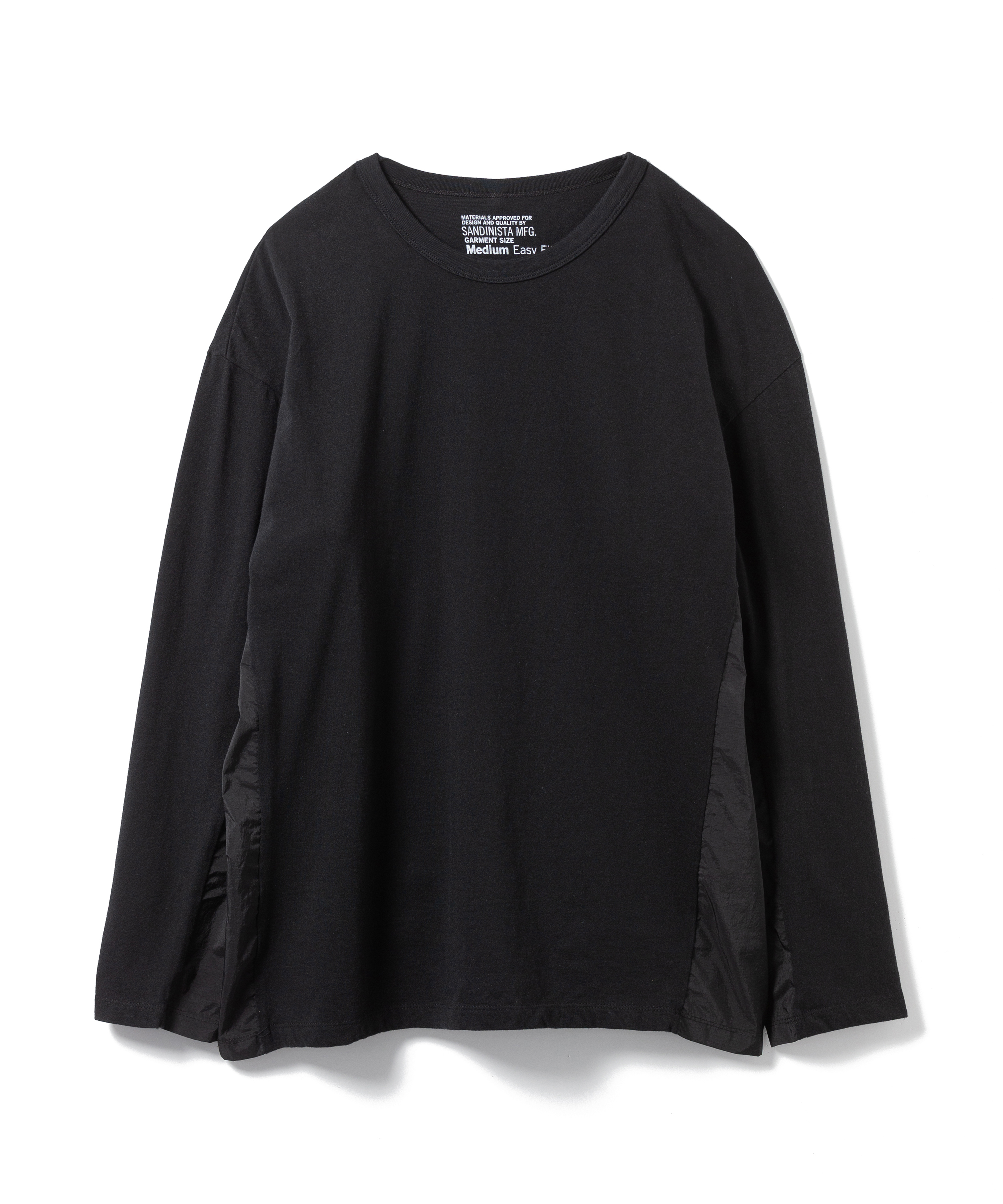 【SANDINISTA】Workout L/S Tee