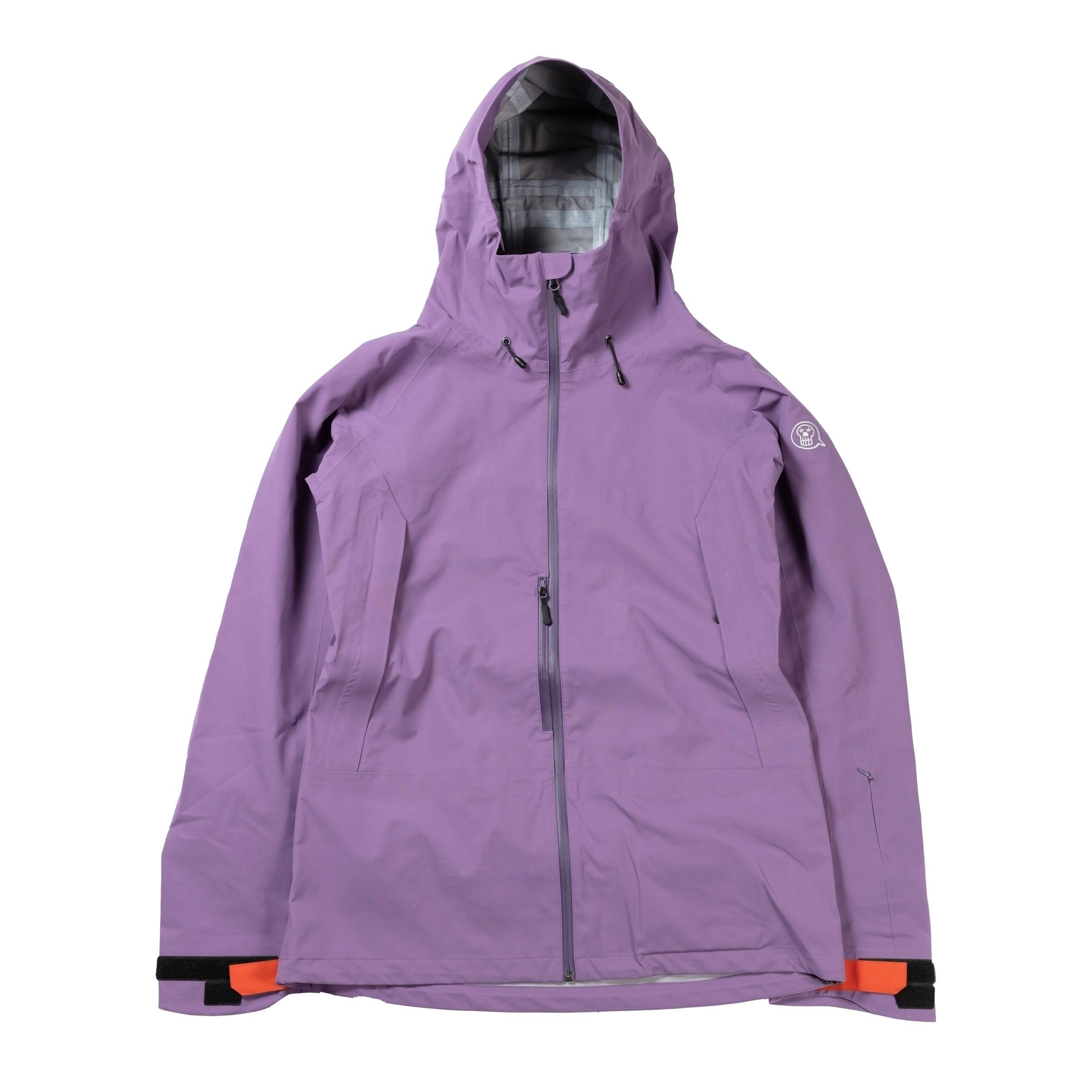 2021unfudge snow wear // CLOUD JACKET // PURPLE / 10月中旬発送