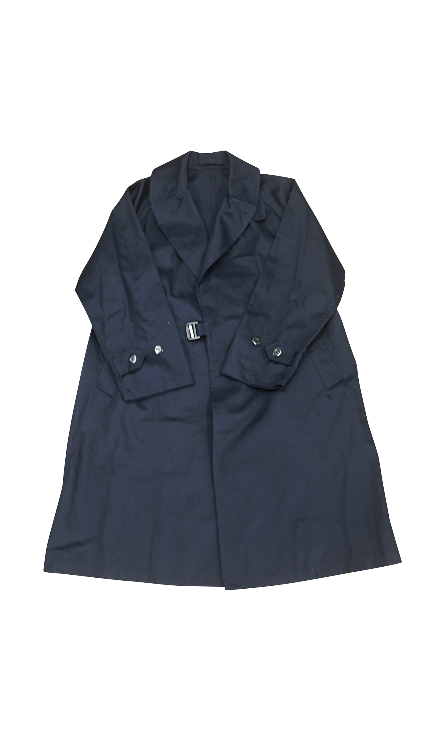 TIELOCKEN COAT (NAVY)