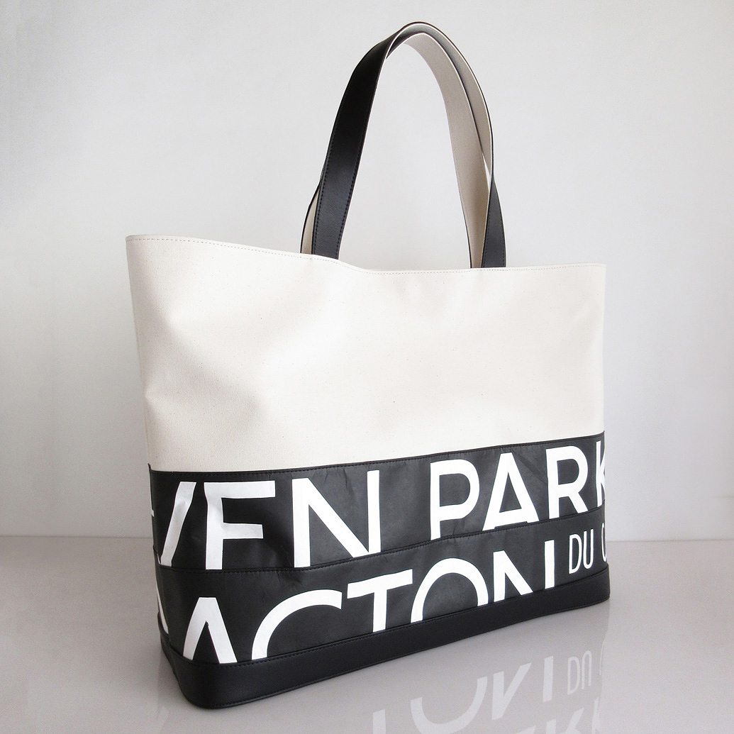 Tote Bag (L) / White  TLW-0001