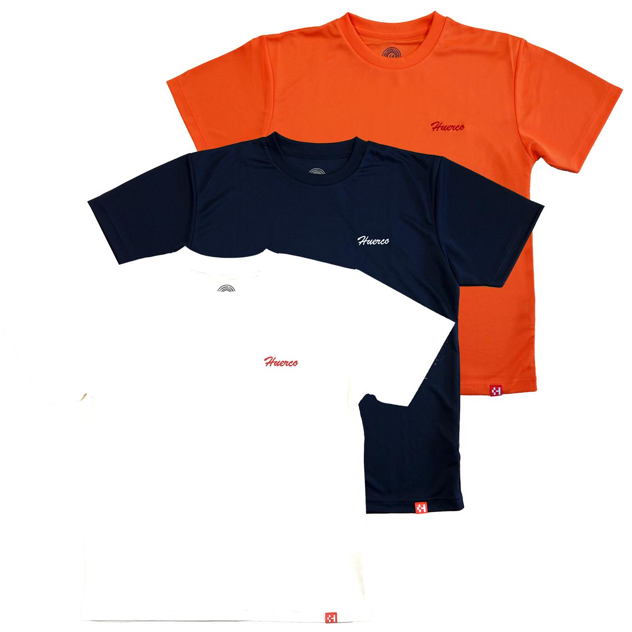 フエルコ刺繍ドライTシャツ