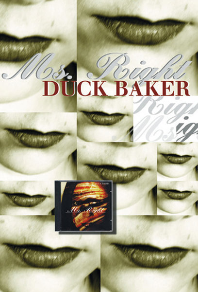 AMB1130 Ms.Right / Duck Baker (TAB譜)