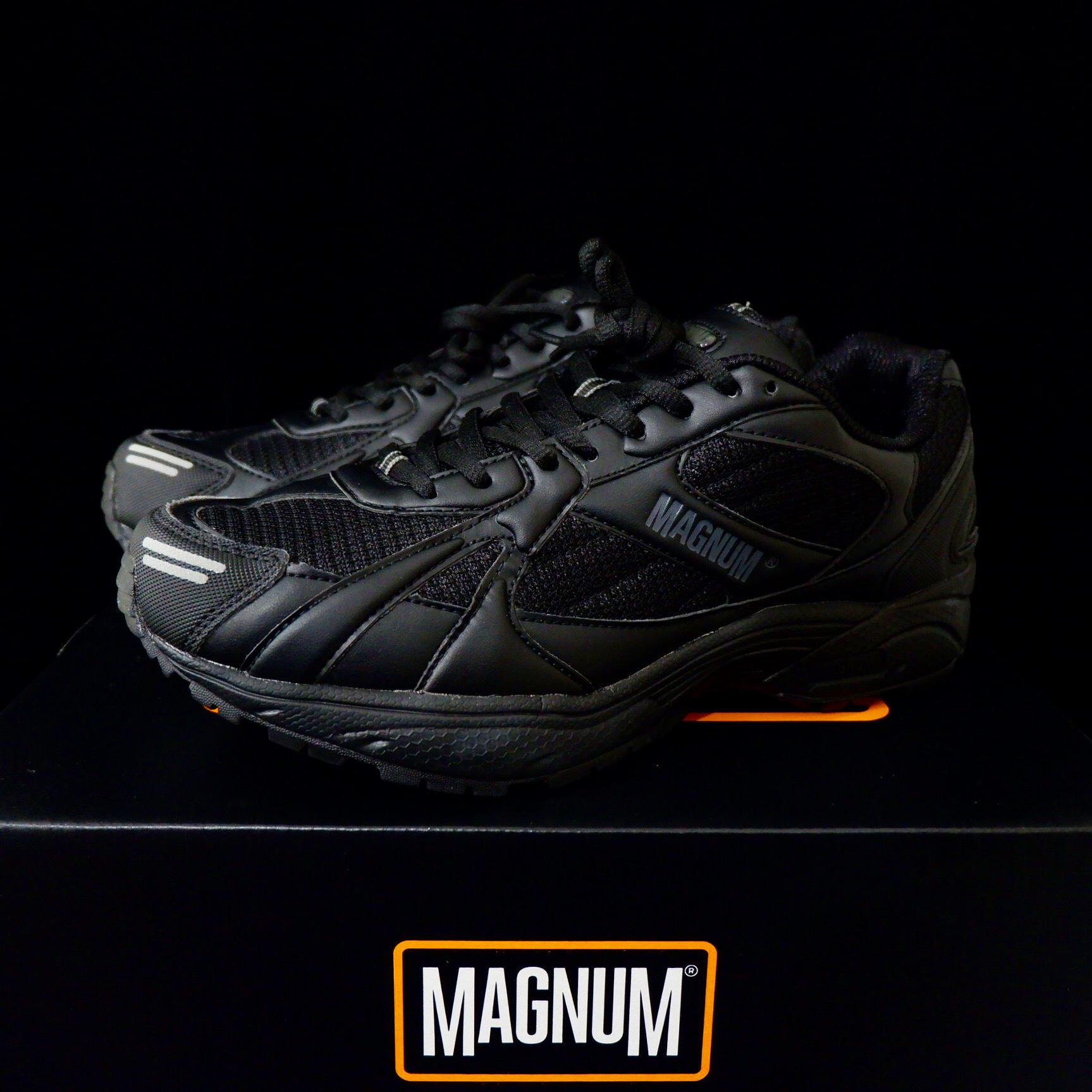 【新品】HI-TEC MAGNUM . U.S.T  -BLACK-