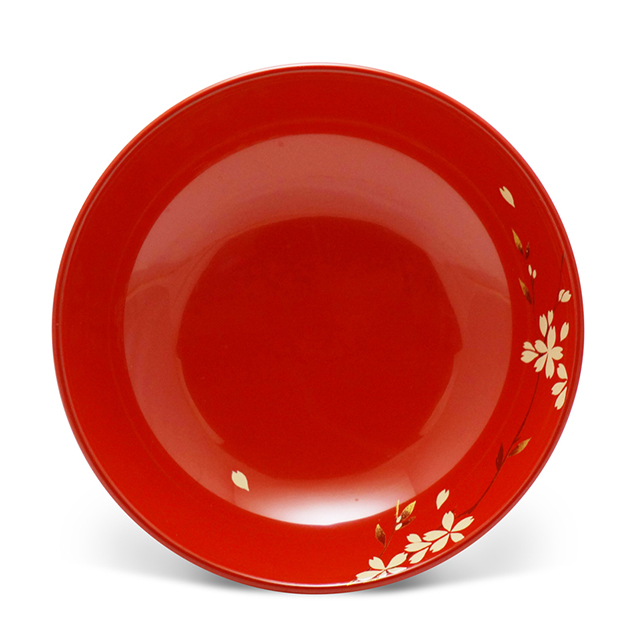 手塩皿4.0洗朱桜みやび(16)