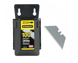 Stanley 10-099 6-Inch Classic 99 Retractable Utility Knife用替刃100枚入り