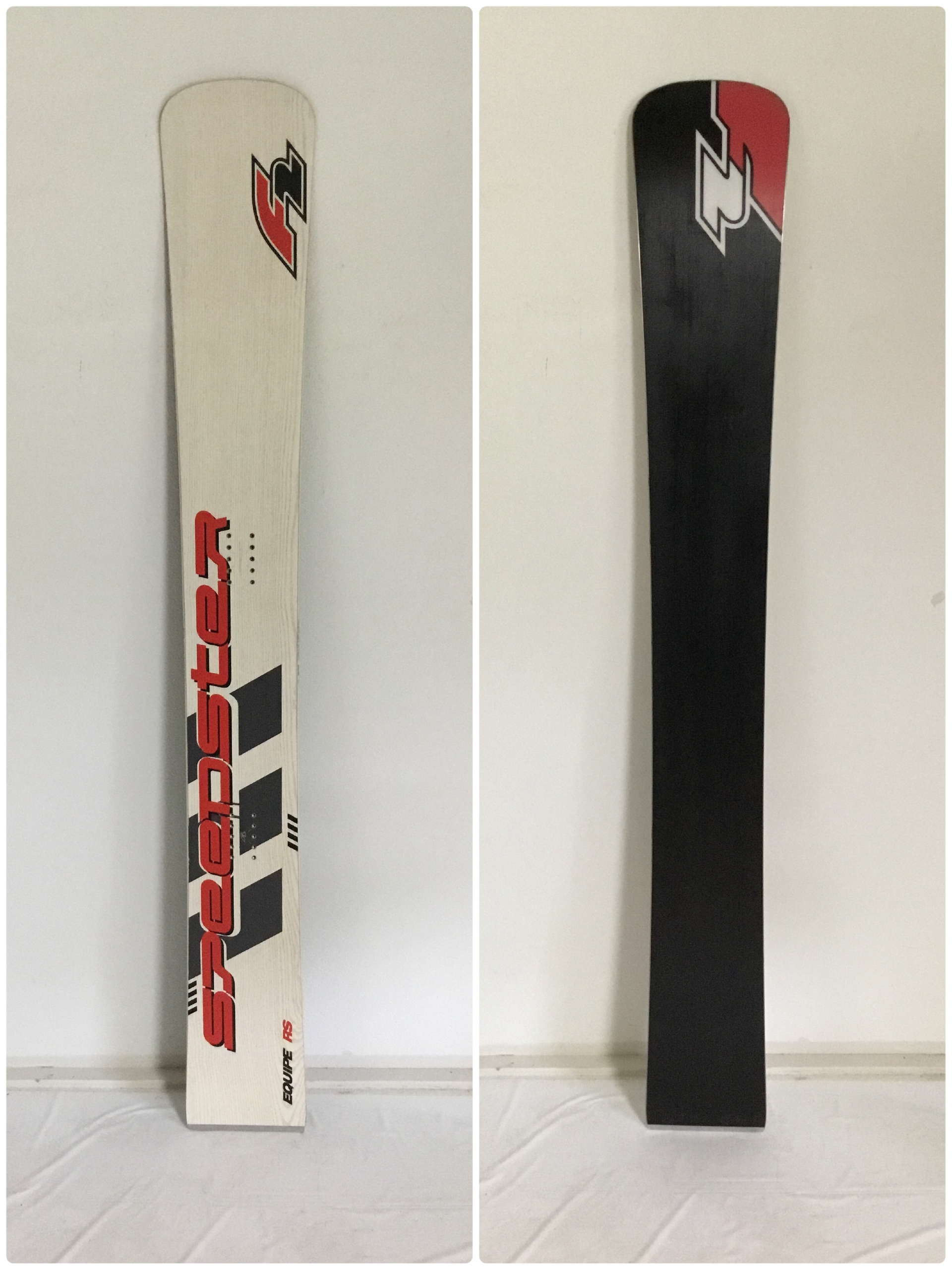 【F2】 SPEEDSTER EQUIPE RS 185/17-18モデル/中古(528)