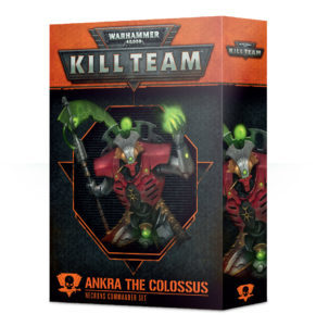 KILL TEAM COMMANDER: ANKRA THE COLOSSUS 日本語版