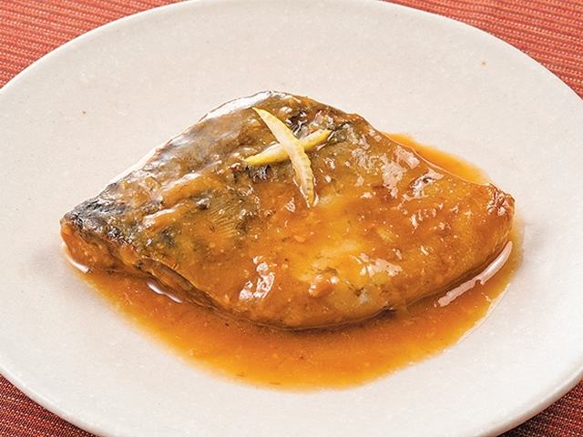 三陸産熟成さば味噌煮(70g×2パック) - 画像1