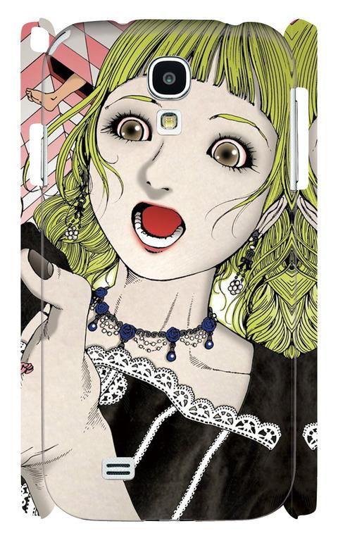(Galaxy S4 SC-04E)少女IN