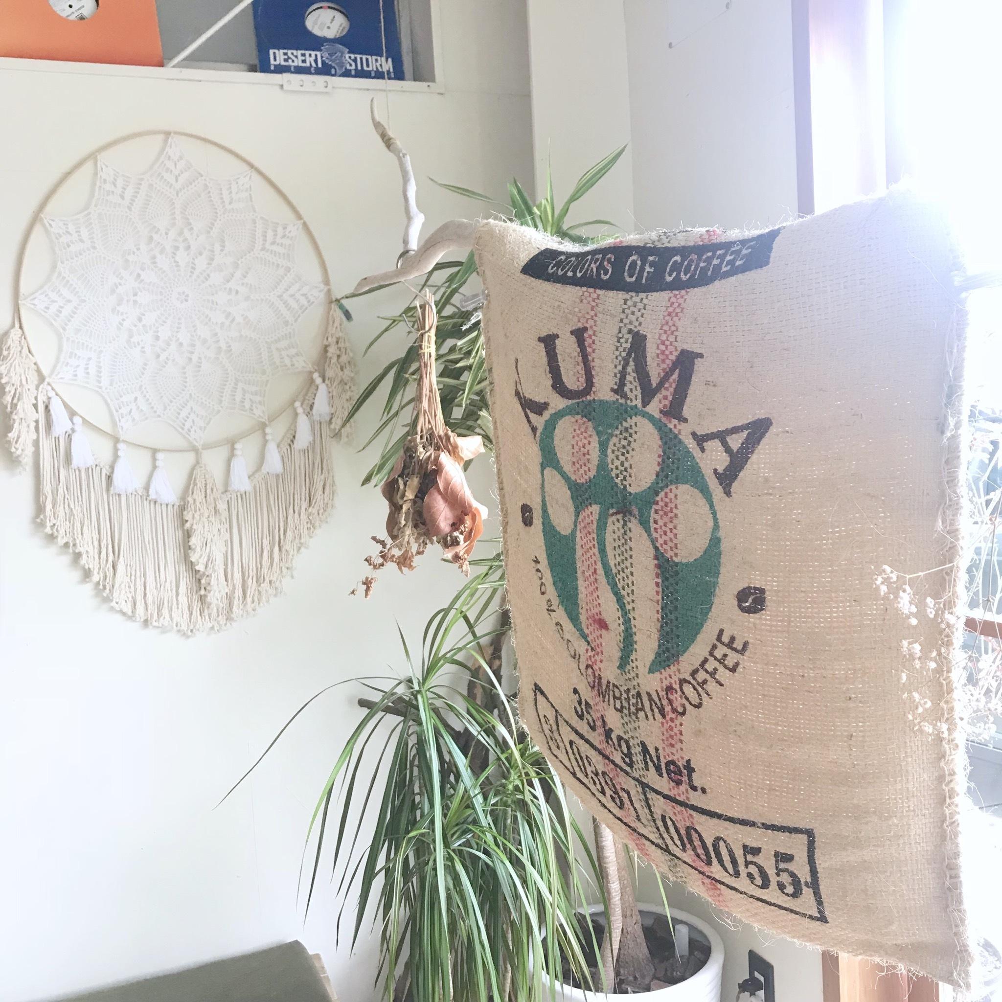コーヒー豆袋【COLOMBIA】