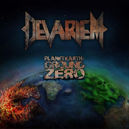 "DEVARIEM ""Planet Earth: Ground Zero"" (輸入盤)"