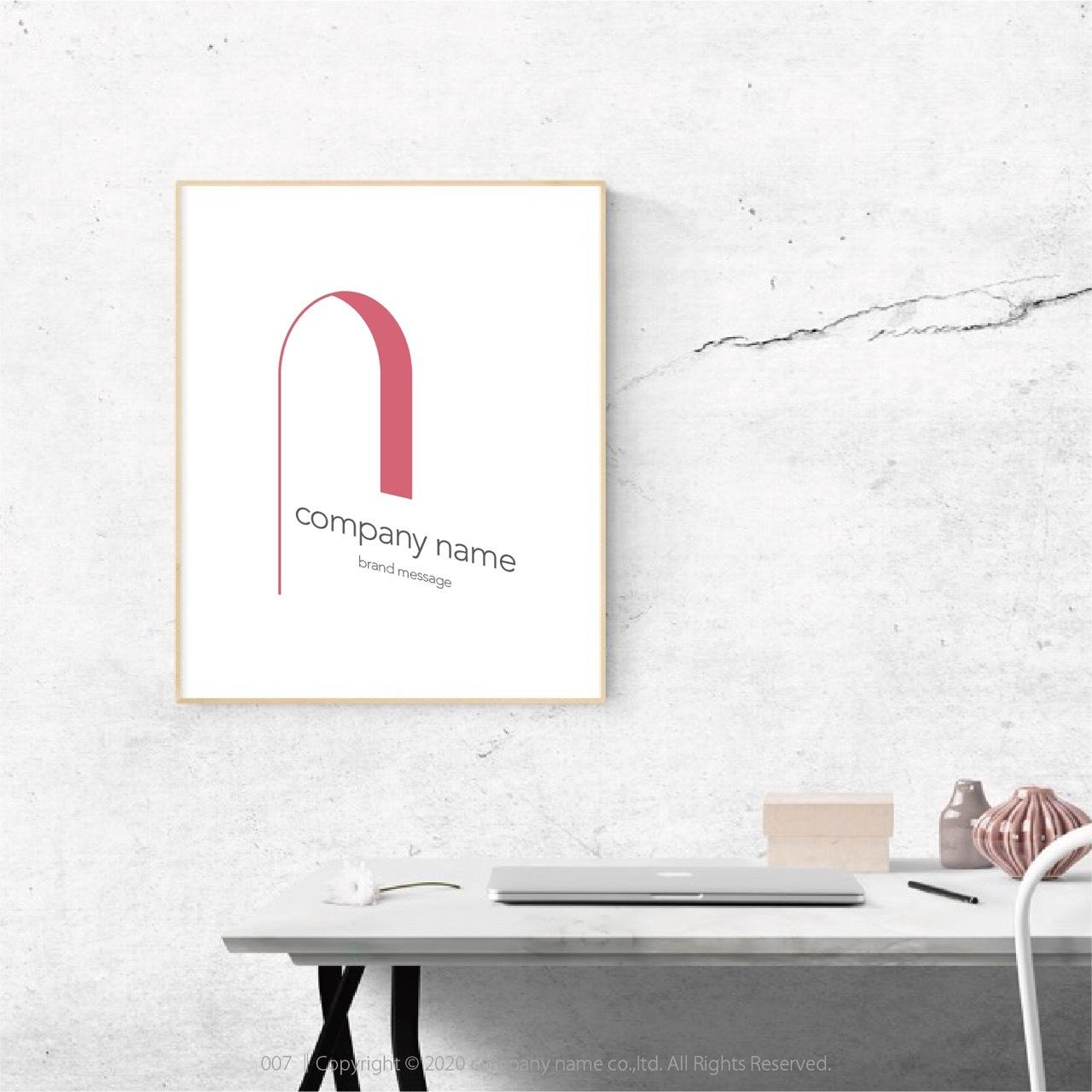 Brand Logo Mark :007