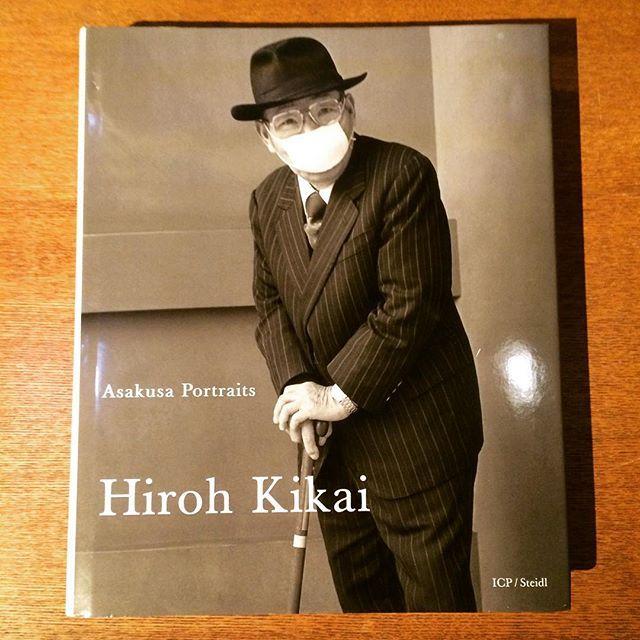 写真集「Asakusa Portraits/Hiroh Kikai」 - 画像1
