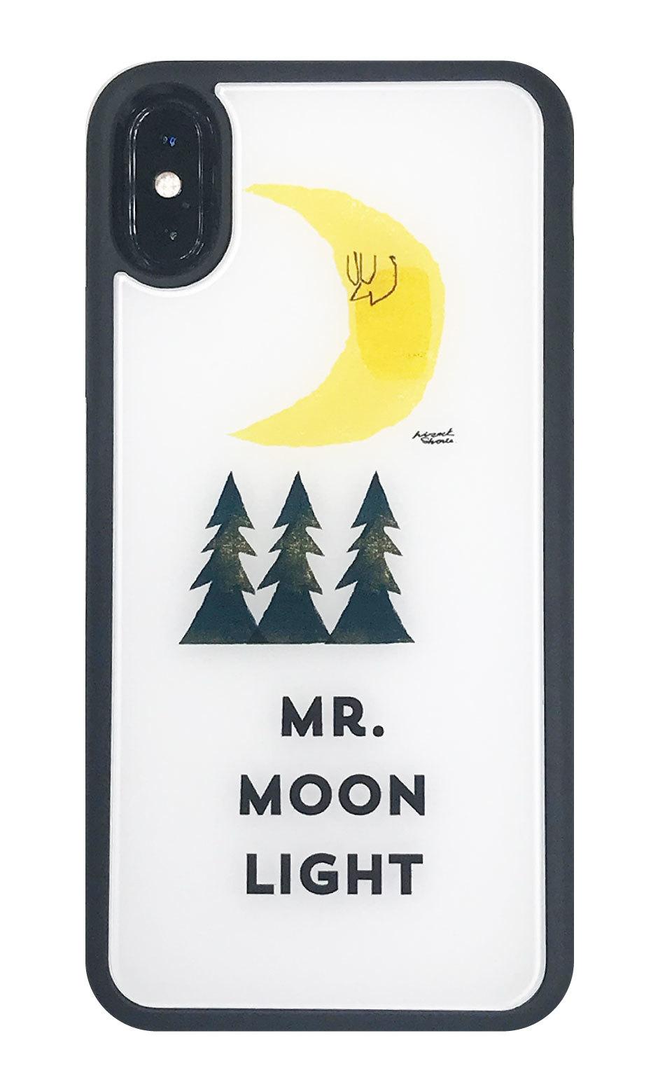 moon アクリルパネルケース
