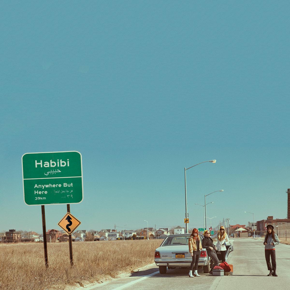 Habibi - Anywhere But Here (LP)