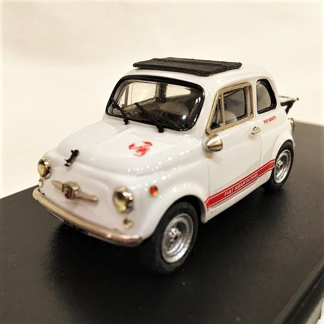 FIAT500 ABARTH 595 1/43【CB-MODELLI】【1個のみ】【税込価格】