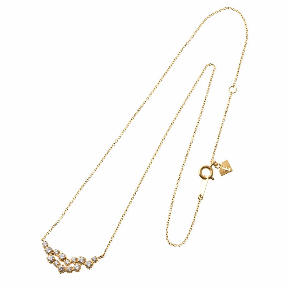 Sparkling Necklace スパークリングネックレス ELP0011SG
