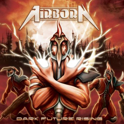 "AIRBORN ""Dark Future Rising"" (輸入盤)"