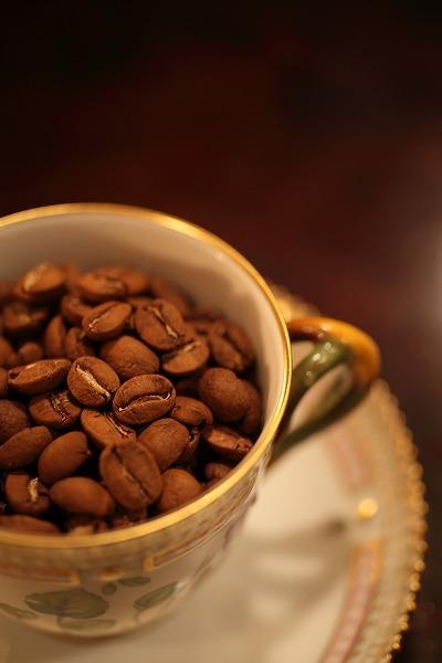 【メール便】酸味の最高級品種 炭火焙煎珈琲 ブルーマウンテンNO1 200g
