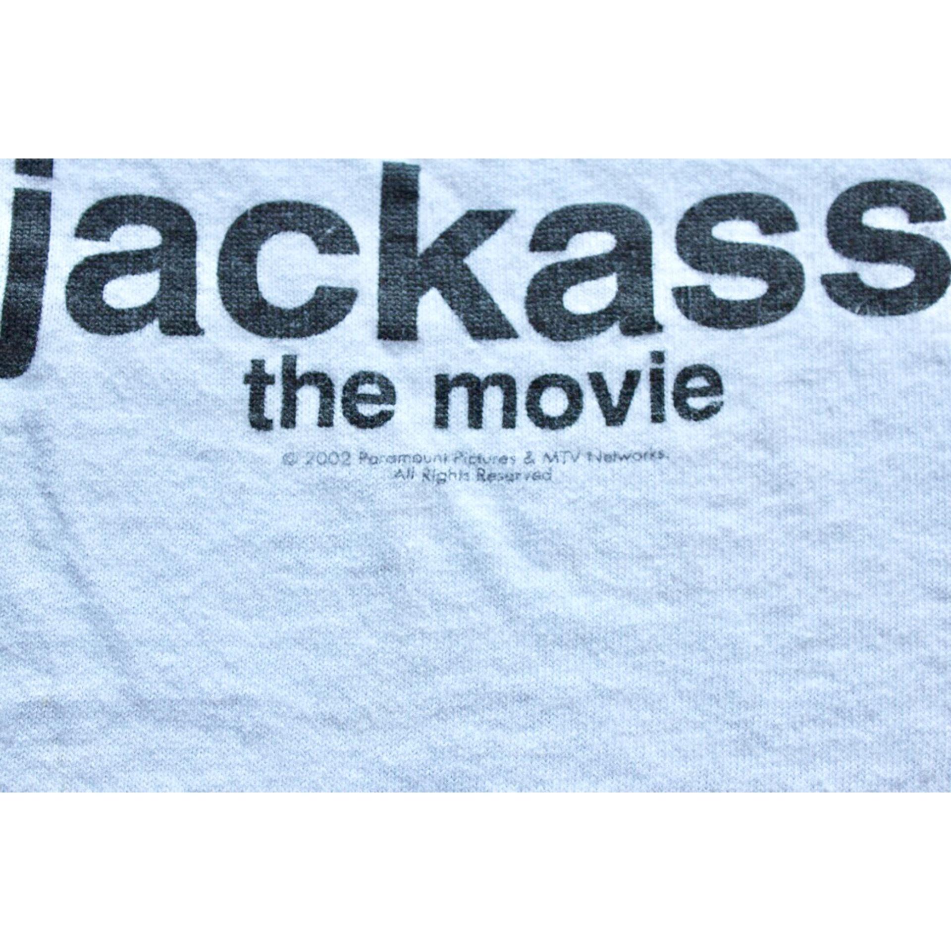 Vintage jackass t shirt