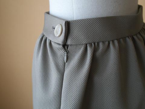 nooy ヌーイ スタンプスカート 【SALE・セール】