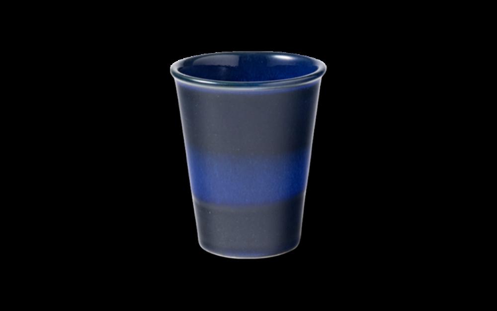 藍青(らんせい)コップM  C00010