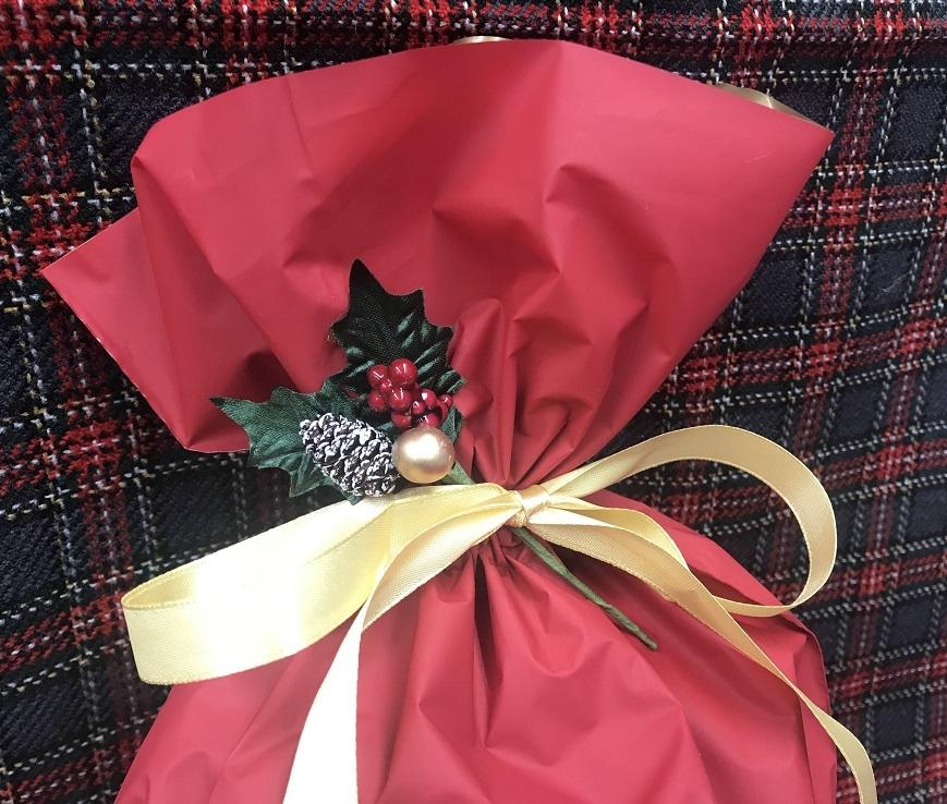 ★クリスマス限定★ギフトラッピングバッグ★