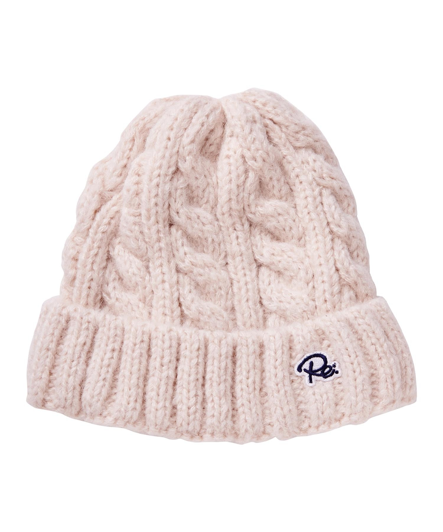 Re: CABLE KNIT CAP[REH096]