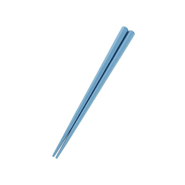 【OGH-1-RA】六角形16cm箸 ラムネ