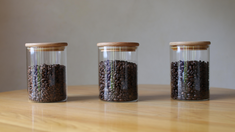 はじめてのコーヒー3種飲み比べセット(香りのモカ、甘みのブラジル、苦みのマンデリン)