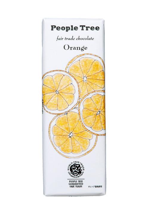 PTフェアトレードチョコレート・オレンジ