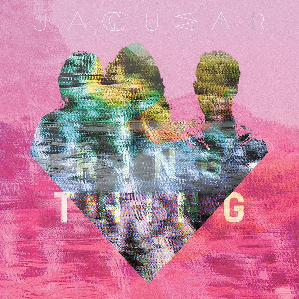 J A G U W A R / Ringthing(2LP + CD)