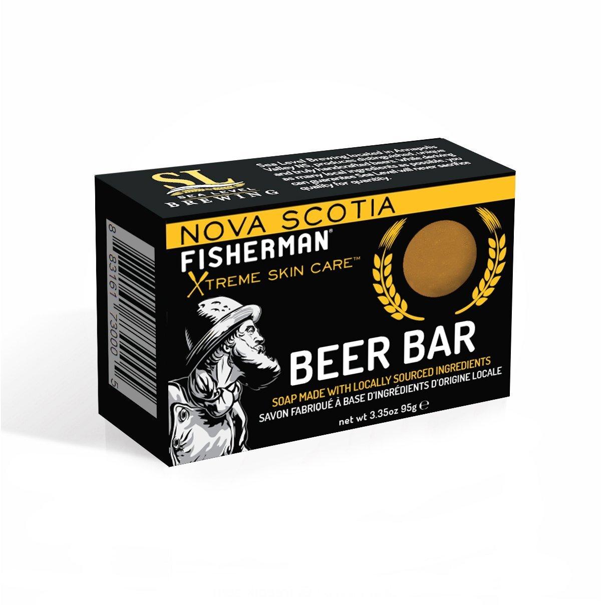 NOVA SCOTIA FISHERMAN(ノバスコシアフィッシャーマン) SOAP BAR - BEER SOAP ビアソープ