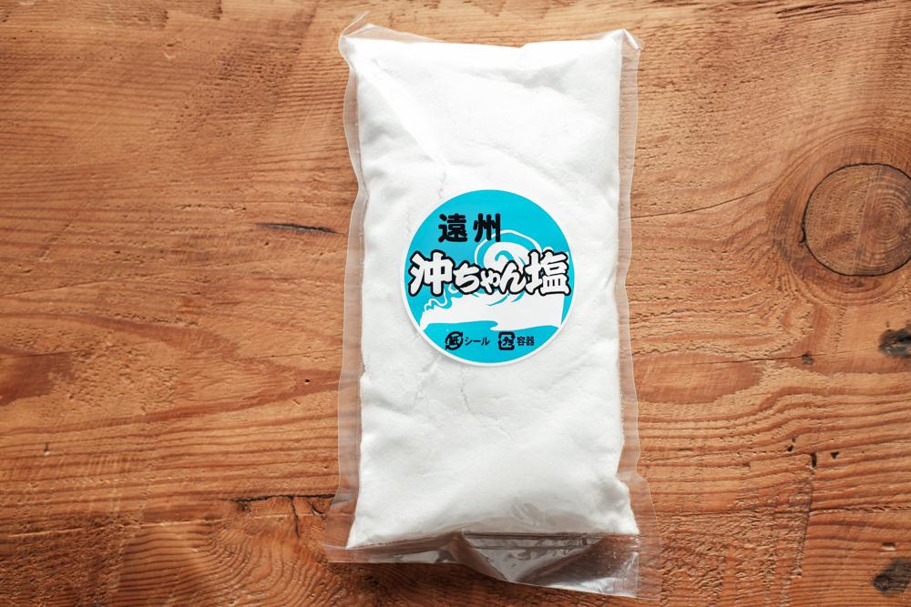 沖ちゃん塩 500g