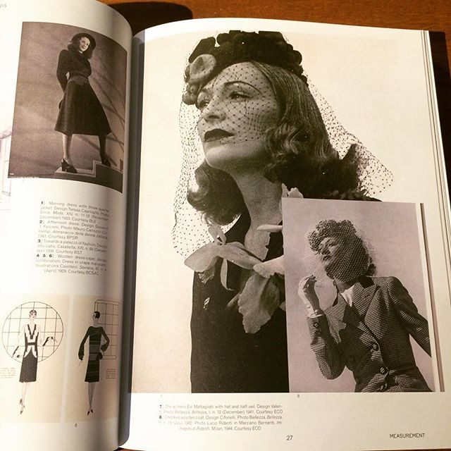 ファッションの本「Fashion at the Time of Fascism: Italian Modernist Lifestyle 1922-1943」 - 画像2