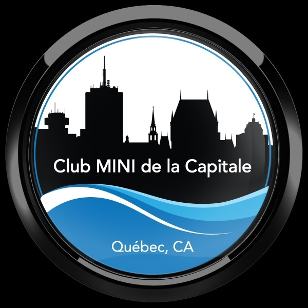 ゴーバッジ(ドーム)(CD1112 - CLUB BADGE Club-MINI de la Capitale) - 画像2