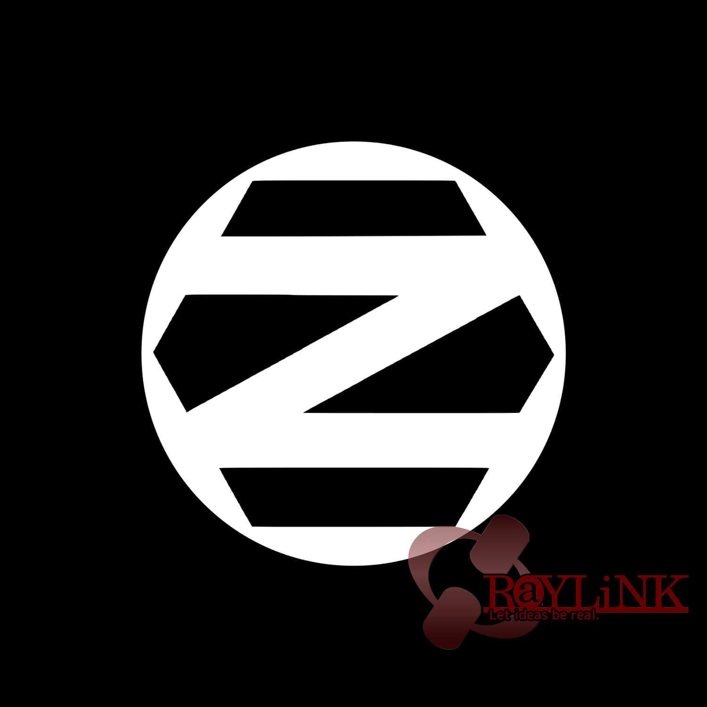 【カッティング】Zorin OS ステッカー Linux カッティング PC用 3cm x 3cm