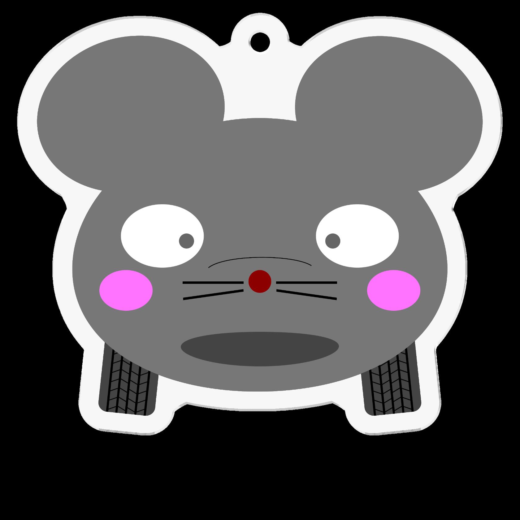 Cinque colori topolino(グリジオ)