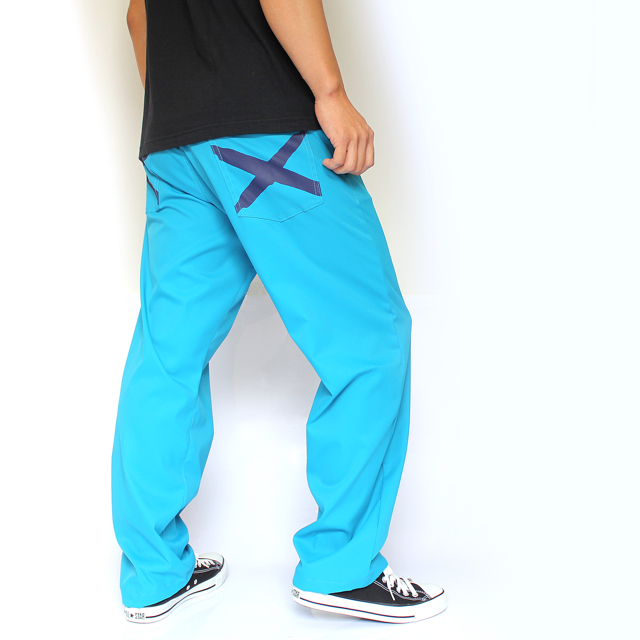 iggy pants BLUE - 画像1