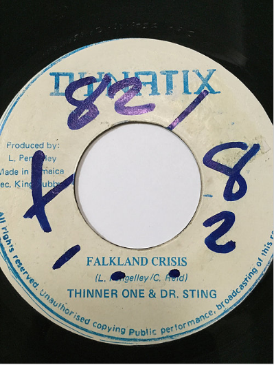 Thinner One & Dr.Sting - Falkland Crisis【7'】