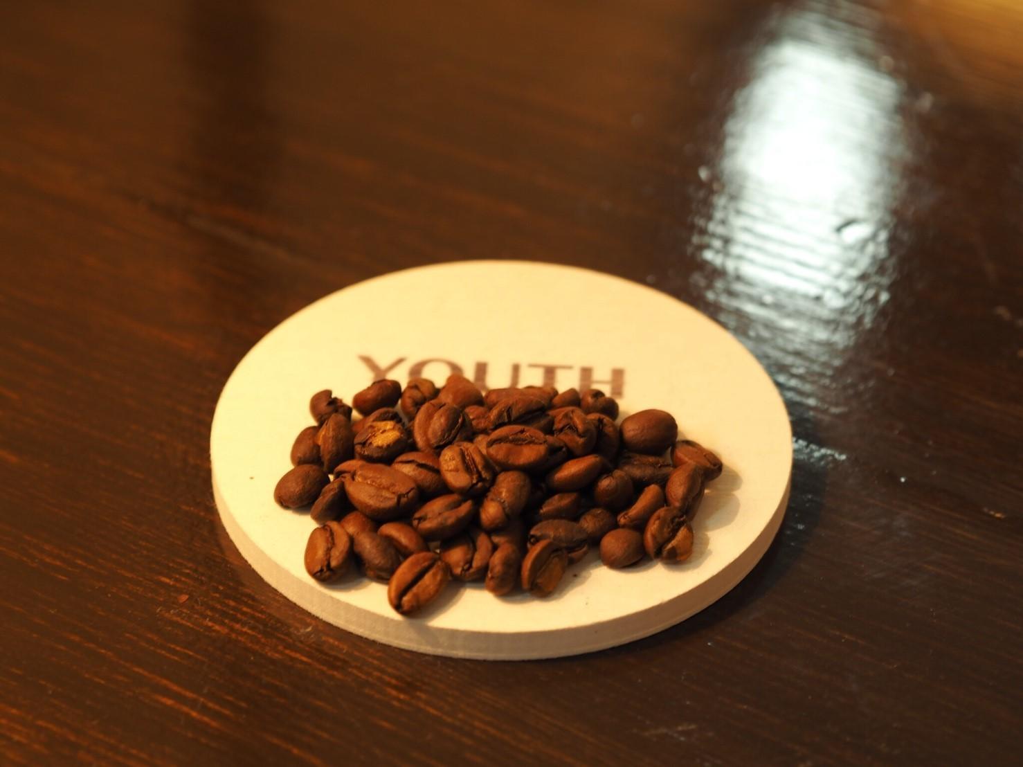 【コーヒー豆】オリジナルブレンド 200g